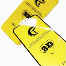 Защитное стекло iPhone X/Xs/11 Pro  9D (T) PREMIUM с рамкой