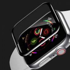 Защитное стекло Apple Watch 42 mm Full glue
