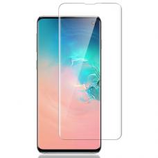 Защитное стекло Samsung A530 / A8 2018 прозрачное 2.5D