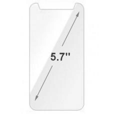 Защитное стекло УНИВЕРСАЛЬНОЕ 5.7 прозрачное 2.5D
