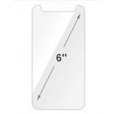 Защитное стекло УНИВЕРСАЛЬНОЕ 6.0 прозрачное 2.5D
